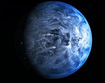 Planeta de la especie de Gantu-0