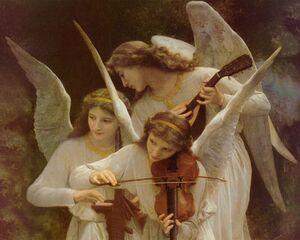 Angels-Bouguereau