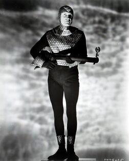 Morta flying disc man from mars 1950 republic serial