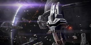 Quarian Heavy Fleet