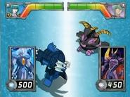 Elico Aquos vs Percivalescaneado por el Lanzador