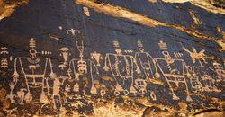 Anasazi mistery