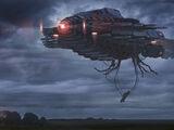 Flying Alien (10 Cloverfield Lane)
