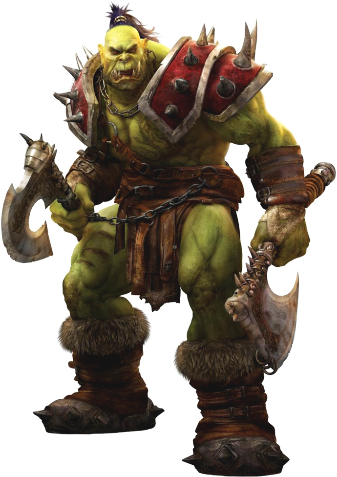 Orc Nude Photos 20