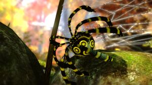 Arachnode P3 side view