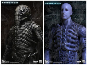 Prometheus space jockey engineer pilot2 pics