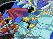 Angelo y Diablo en la Pausa