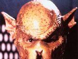 Buck-toothed Alien