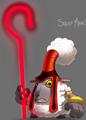 Woolly Wizard