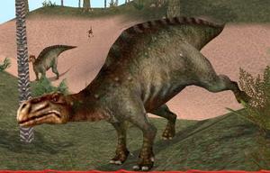 Iguanodon 001
