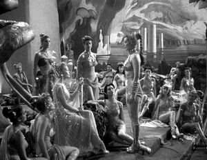 Venusians Abbott and Costello Go To Mars 1953