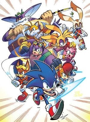 SonicFreedomFighters