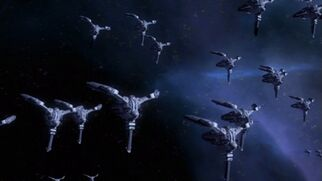 Than-Thre-Kull Fleet (Andromeda)