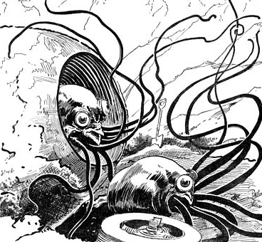 Martian The War Of The Worlds Alien Species Fandom Powered By