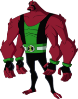 16 year old Four Arms (Omniverse)