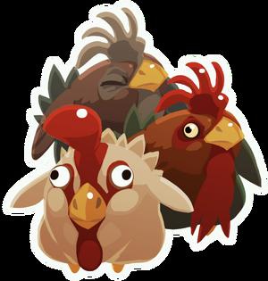 Hen Hens
