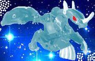 Juguete Fusion Dragonoid Aquos