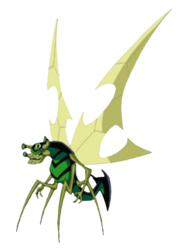 Omniverse Stinkfly
