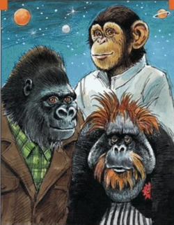 Sororian Ape