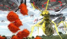 Golden Ants