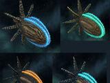Space Amoebas