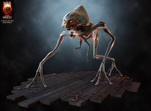 War of the Worlds Alien 2005