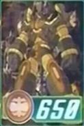 Hammer Gorem escaneado por el Bakupop