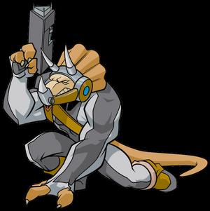Triceraton Warrior 2003
