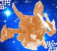 Juguete Mercury Dragonoid Sub Terra