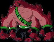 Fourmungousaur