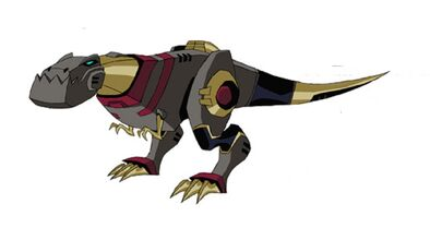 Grimlock (TFA T-Rex Mode) - Copy