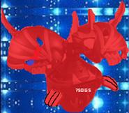 Juguete Raptorix Pyrus