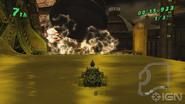 Fuego Pantanoso en Vulpin en Galactic Racing 2