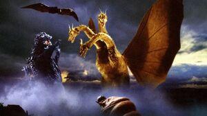Godzilla rodan and mothra vs king ghidorah by ultimategodzilla-d64px02