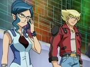 Lena junto a Sid