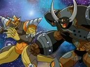 Rex Vulcan y Blast Elico Sub Terra