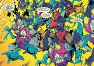 Sharkticons IDW Hasbro Universe