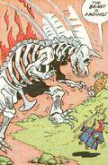 Kreegon Skeleton