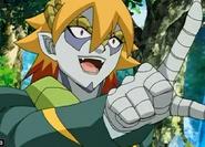 Jesse en su forma Gundaliana