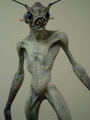Creature of Darkness Alien Model