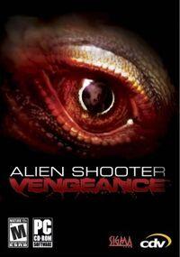 Alien Shooter Vengeance cover