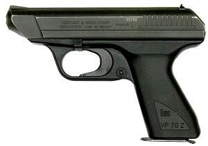 Heckler & Koch VP70Z