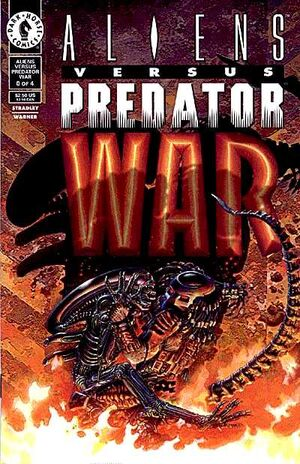 Aliens vs. Predator War 0