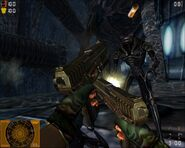 Screenshot aliens versus predator 2 primal hunt 6