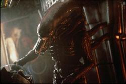 H.R. Giger Alien 2