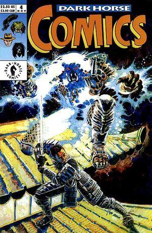 Dark Horse Comics issue 4
