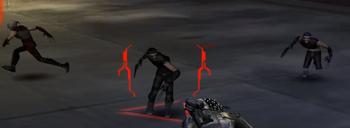 Dead man triad