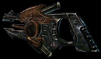 Predator- Plasma Pistol