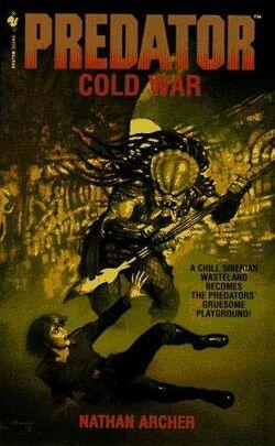 Predator novel