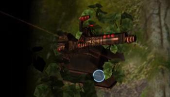 Predator aa gun